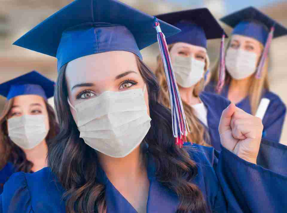 Graduation 2020: A Time to Remember